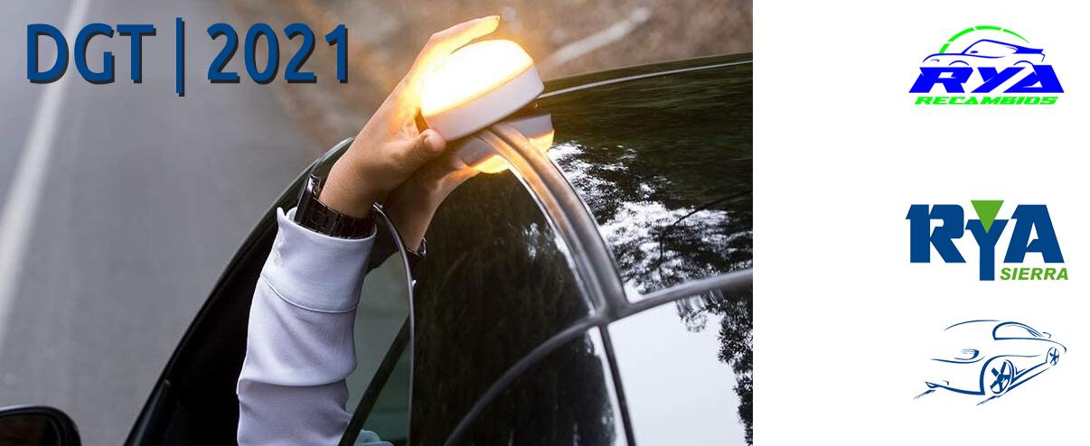 V16, nueva luz de emergencia