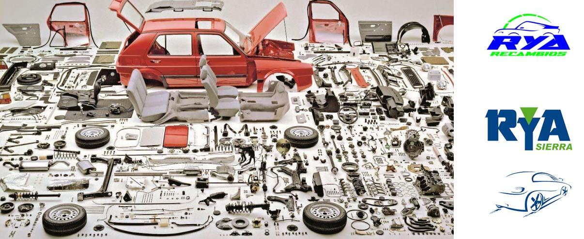 Recambios para coches clásicos